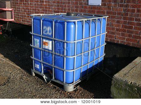 Bulk Industrial Liquid Chemical Container