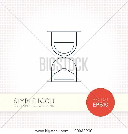 Extra thin line design vector universal icon. Elements for user interface.