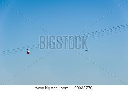 Flying High, Barcelona