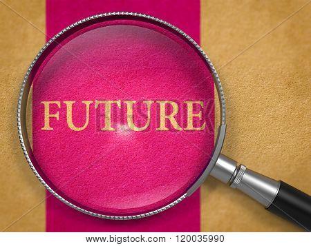 Future through Magnifying Glass.