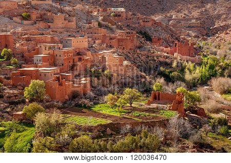 Mountain Village Morocco