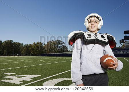 Female American footballer