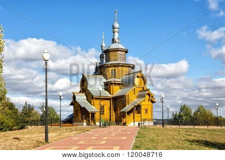 Ignatius of Antioch Church. Valuyki, Russia