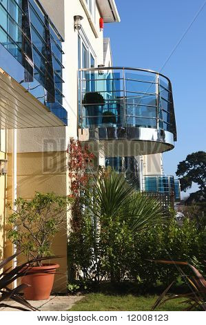 Modern luxury houses
