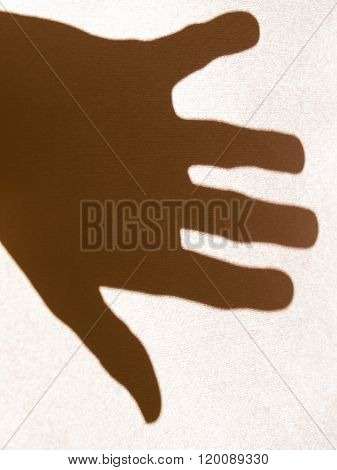 Hand Shadow Vintage