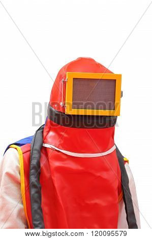 Sandblasting Protection
