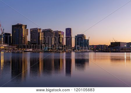 Docklands High Rise Residential Buildings