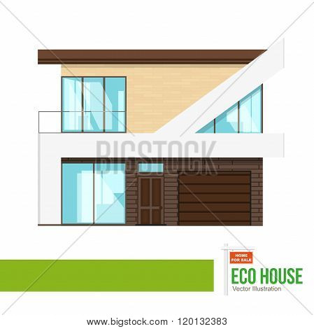 Eco House cottage