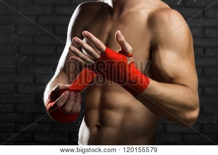 Mixed Martial Arts Fighter