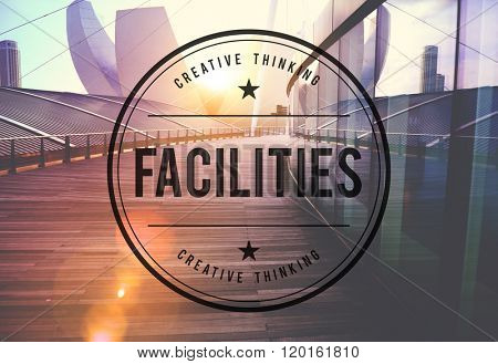 Facilities Flair Potential Amenity Building Skill Space Concept