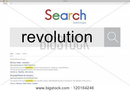 Revolution Innovation Freedom Change Transform Concept