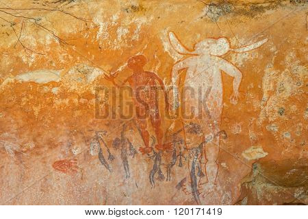 Aboriginal Rock Art Western Australia