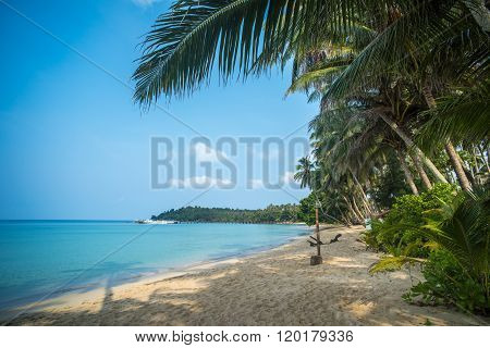 Ao Tapao Tropical Beach, Ko Kut Island, Thailand