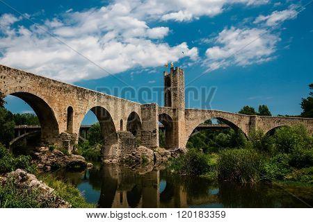 A gothic bridge