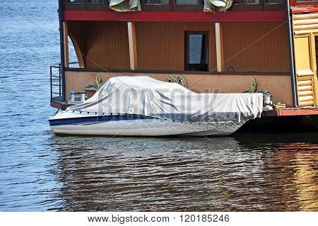 Boat At Hithe