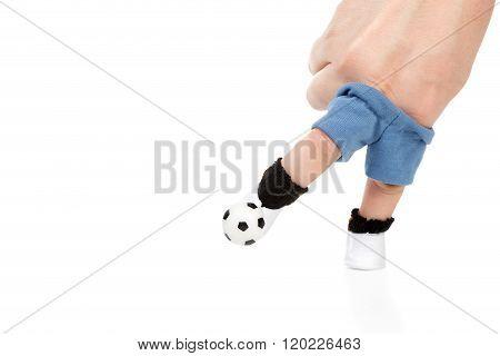 Kick A Ball
