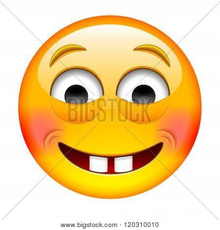 Excited Emoticon