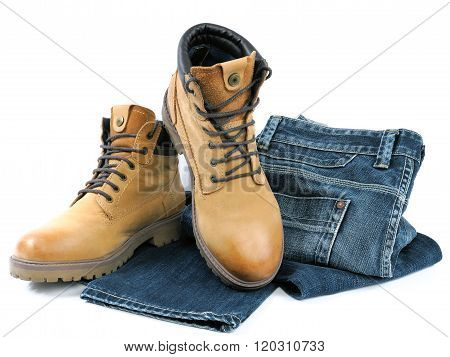 Jeans And Boot Warmer For Men