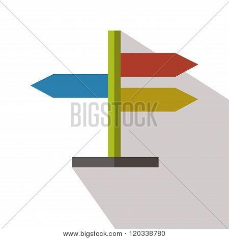 Directional signs. Directional signs icon. Directional signs icons. Directional signs vector. Directional signs flat. Directional signs isolated. Directional signs arrows. Directional signs signage.