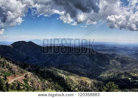 Sierra Blanca Mountains