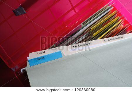 Taxes Documents
