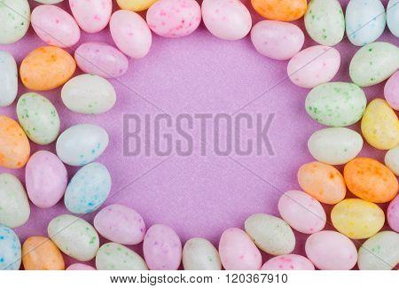 Easter Jelly Bean Border