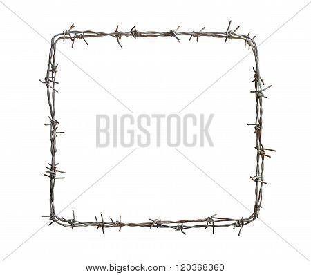 Barbed Wire Square