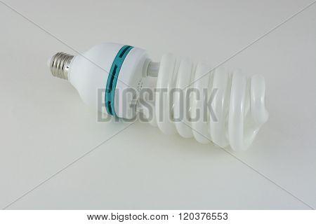 Large florescent lightbulb