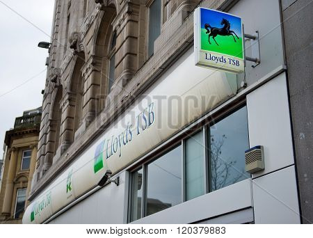 Lloyds TSB Bank Branch