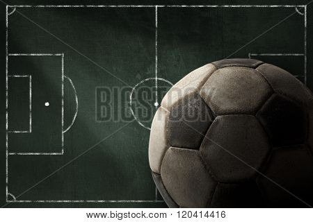 Blackboard - Sport Of Football
