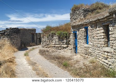 Almudevar (aragon, Spain): Bodegas