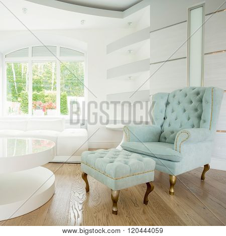 Exclusive comfortable chair