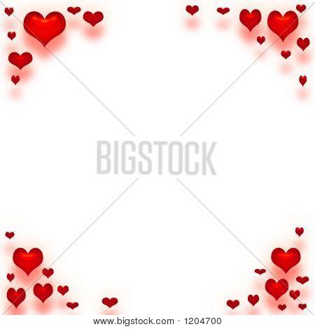 Valentine Heart Paper