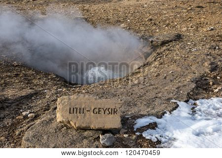 Little Geysir