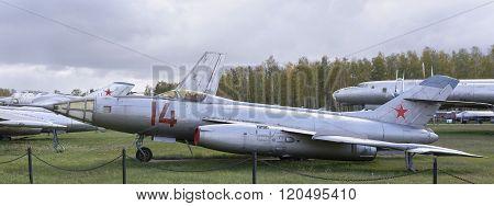 Yak-27R- Hight-speed Reconnaissance Aircraft(1956).max.speed,1300Km/h