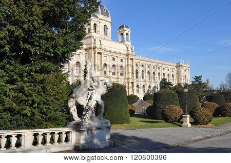 Museumsquartier In Wien
