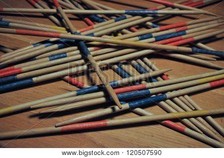 Shanghai Game Sticks