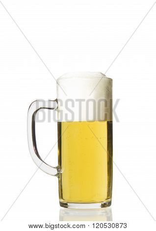 A big beautiful cup
