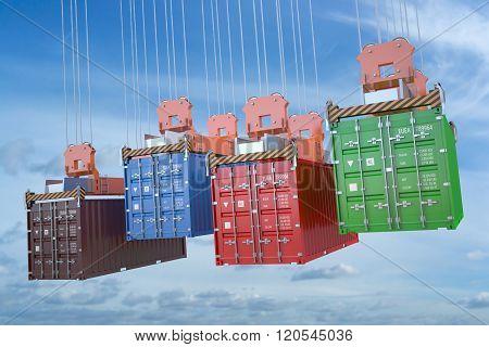 Cargo Delivery Concept