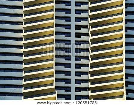 Abstract Geomerty Architecture