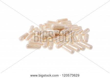 Garlic Extract Capsules
