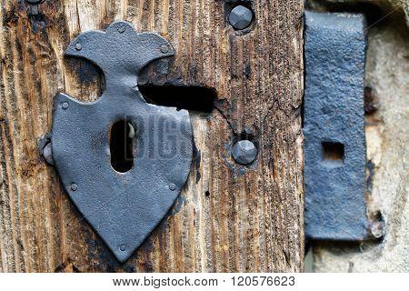 Decorative Door Fittings