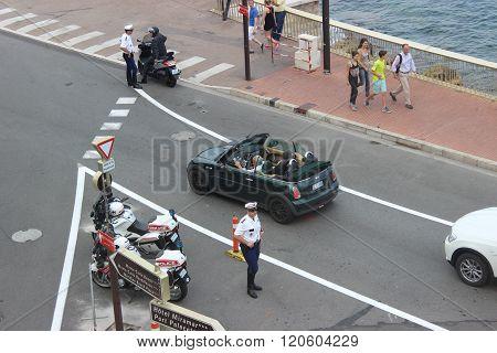 Monaco Police