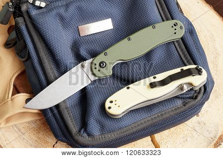 Knife The Folding Exclusive