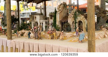 Christmas - Birth Of Jesus Christ