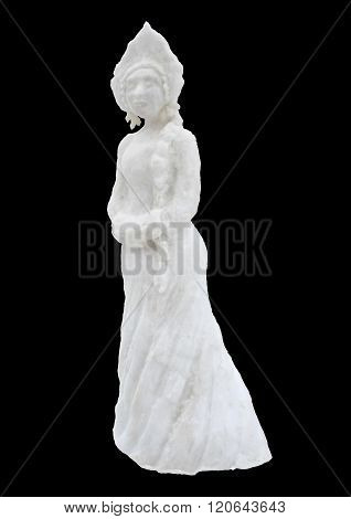 Woman From Snow