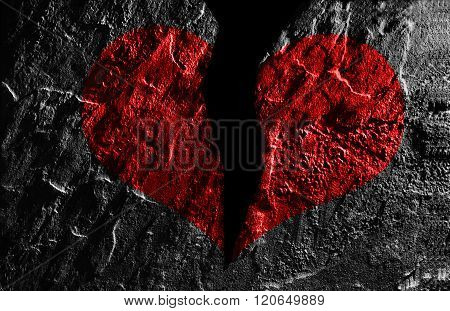 Red Heart Break