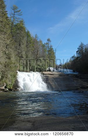 Middle Fall of Triple Falls