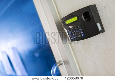 Fingerprint Machine