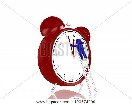 Manipulating Time.